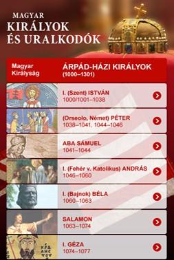 Árpád-házi Királyok